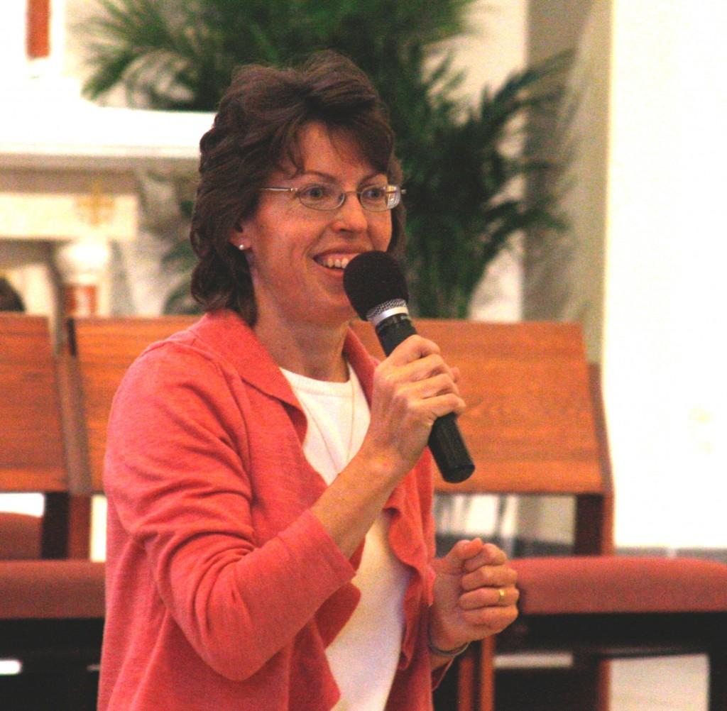 Dr Mary Healy