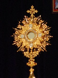 Lifeteen Monstrance